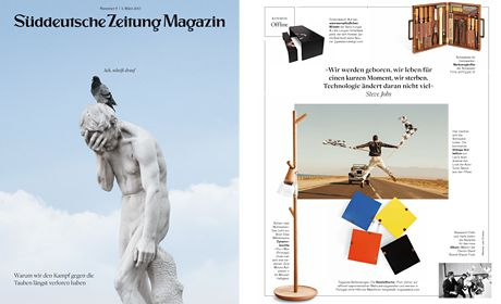 SZ Magazin March 2013